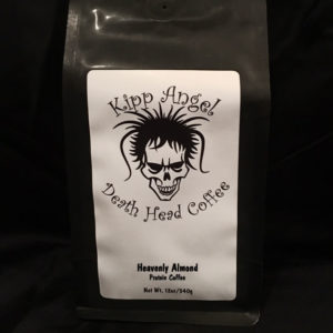 Death Head Heavenly Almond Protein Coffee