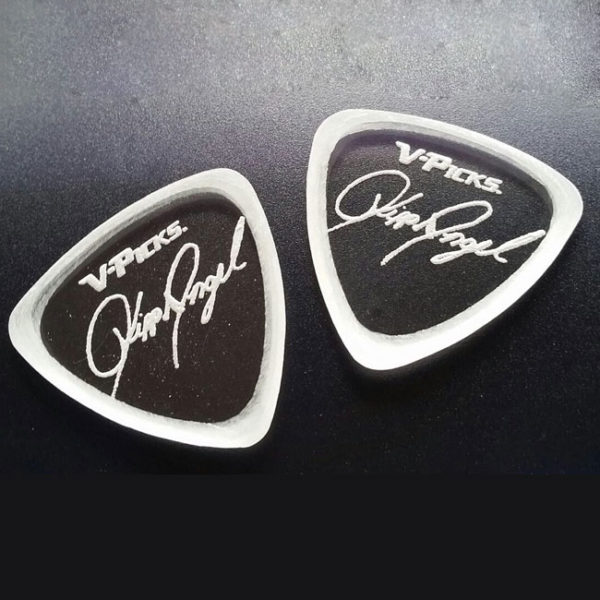 Kipp Angel Custom Signature V-Picks